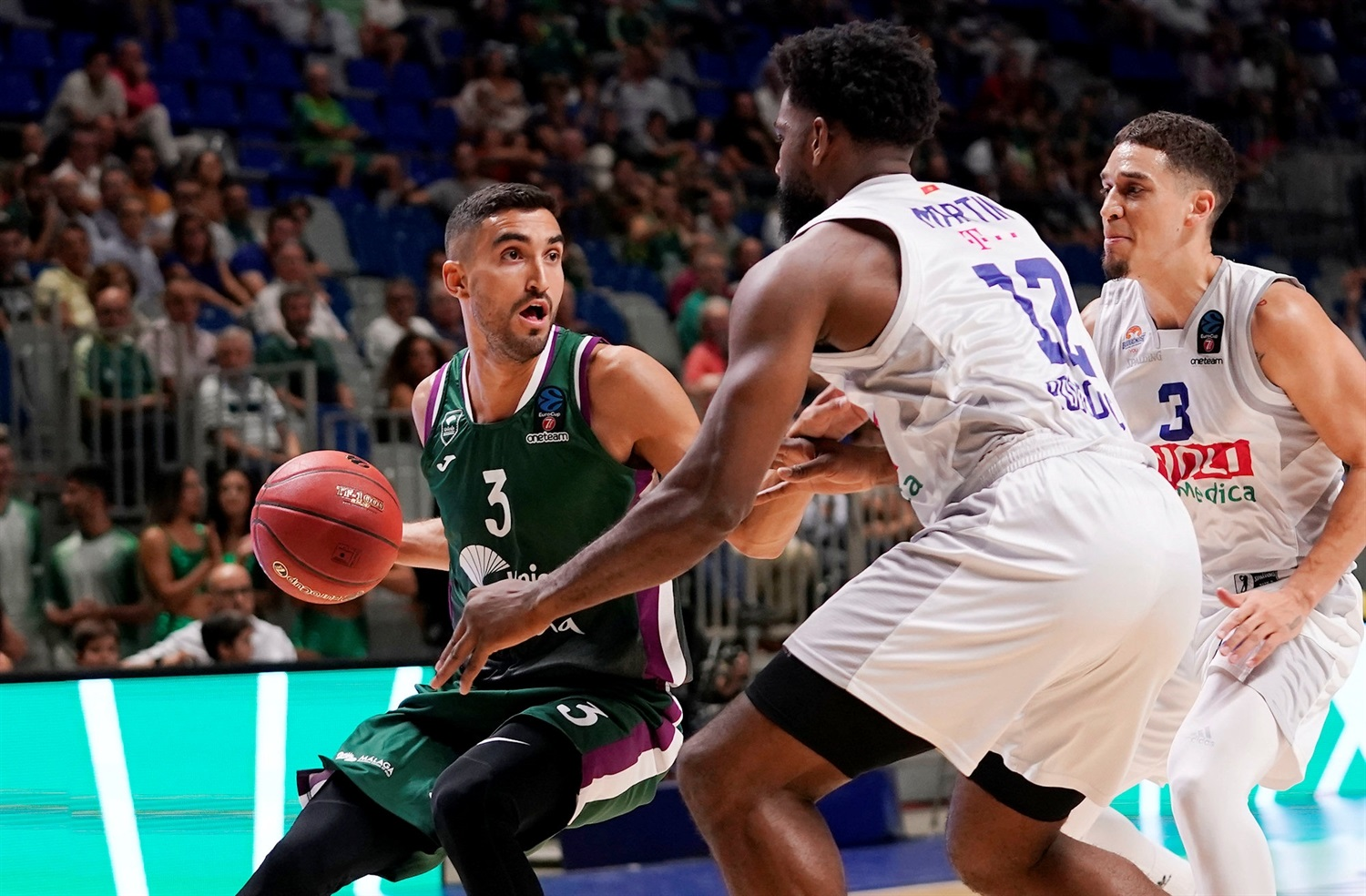 Jaime Fernandez - Unicaja Malaga (photo Unicaja) - EC19