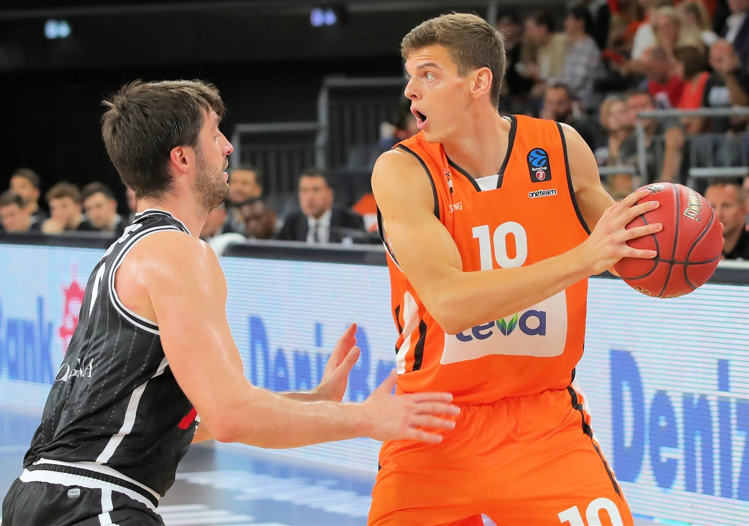 Christoph Philipps - ratiopharm Ulm (photo Ulm - Florian Achberger) - EC19