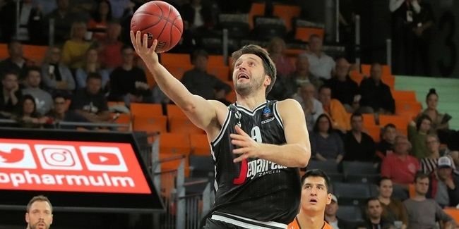 Virtus vets lead the way in return to EuroCup