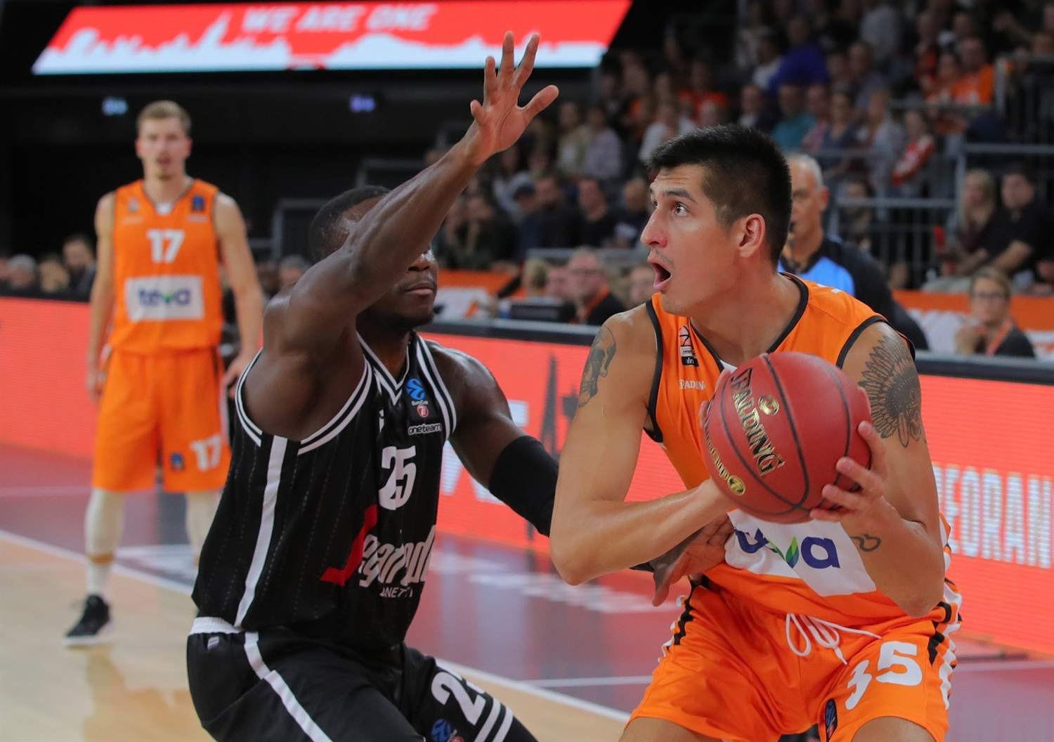 Derek Willis - ratiopharm Ulm (photo Ulm - Florian Achberger) - EC19