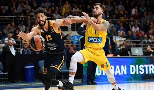 RS01 Report: Shved, Gill spearhead Khimki win over Maccabi