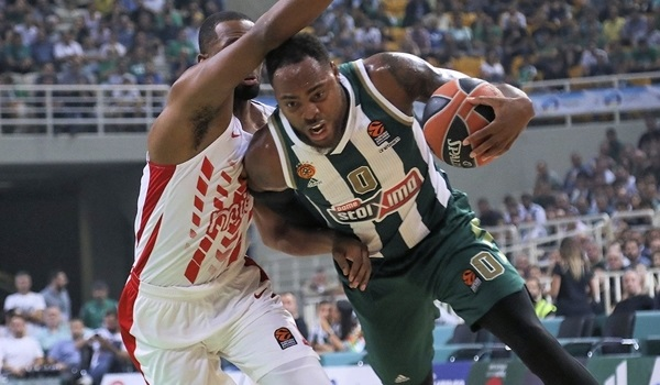 RS01 Report: Thomas, Calathes lead Panathinaikos past Zvezda