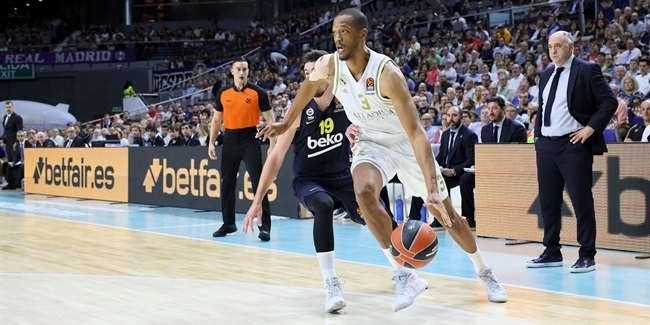 RS Round 1: Real Madrid vs. Fenerbahce Beko Istanbul