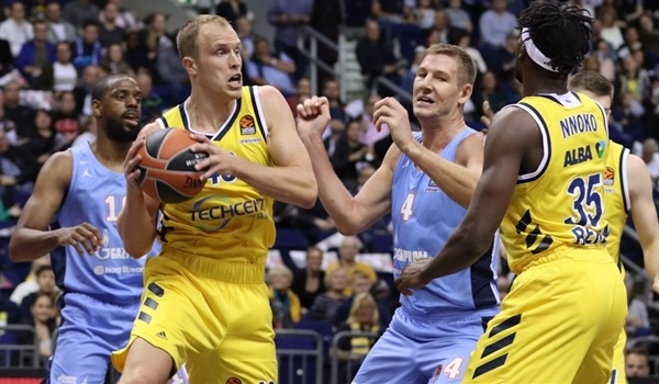 One To Watch: Luke Sikma, ALBA Berlin