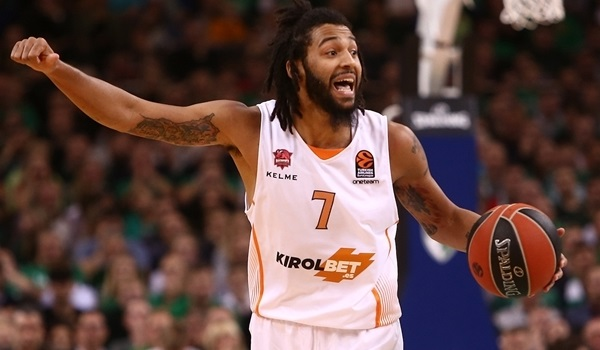 Henry joins Baskonia injured list