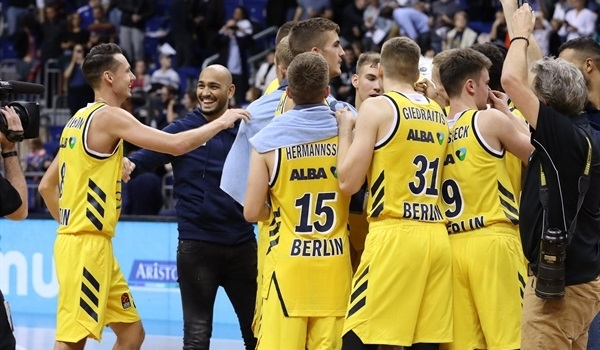 RS01 Report: ALBA claims 22-point win in EuroLeague return