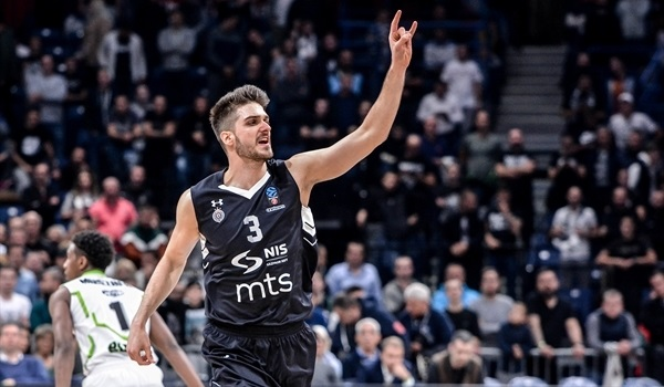 RS02 Report: Partizan bounces back to down Tofas