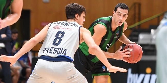 7DAYS EuroCup, Regular Season Round 2: Joventut Badalona 81-68 Germani Brescia Leonessa
