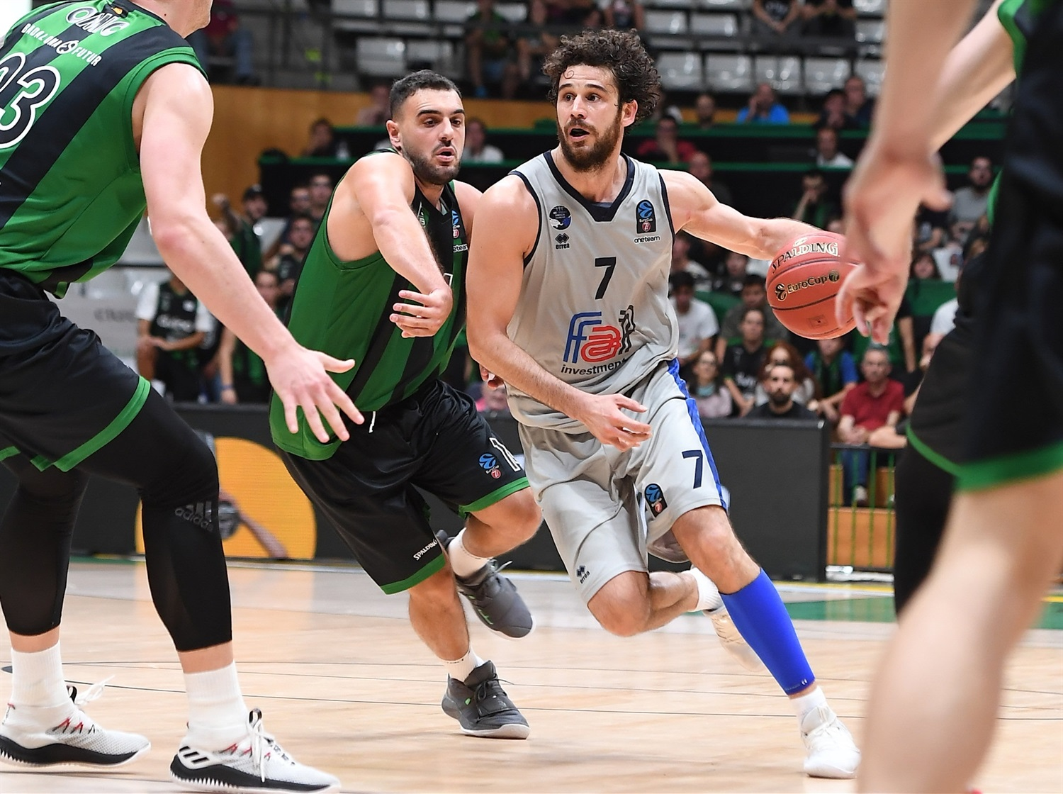 Luca Vitali - Germani Brescia Leonessa (photo David Grau - Joventut) - EC19