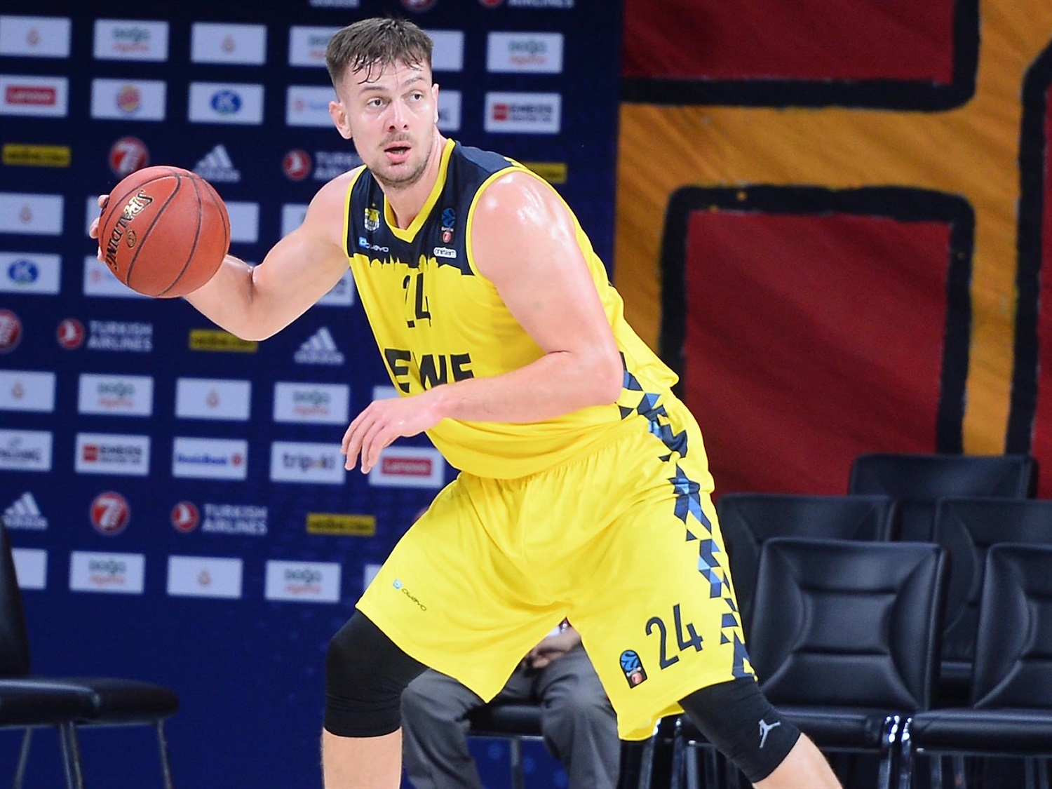 Rasid Mahalbasic - EWE Baskets Oldenburg (photo Galatasaray) - EC19