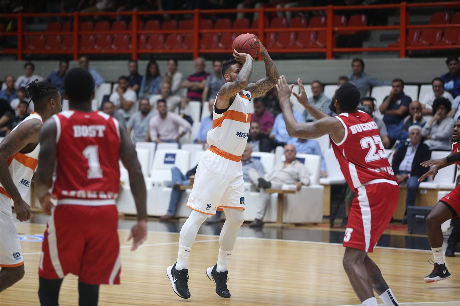 Chris Babb - Promitheas Patras (photo Patras) - EC19