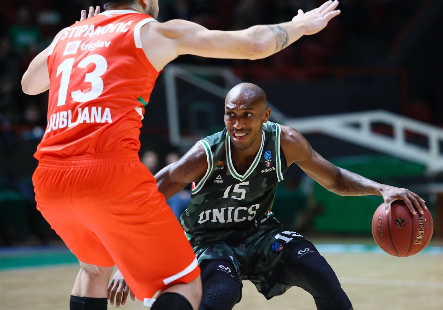 Jamar Smith - UNICS Kazan (photo UNICS) - EC19