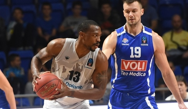 RS02 Report: Trento gets first win at Buducnost