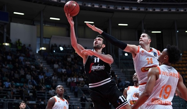 RS02 Report: Virtus beats Rishon, stays undefeated