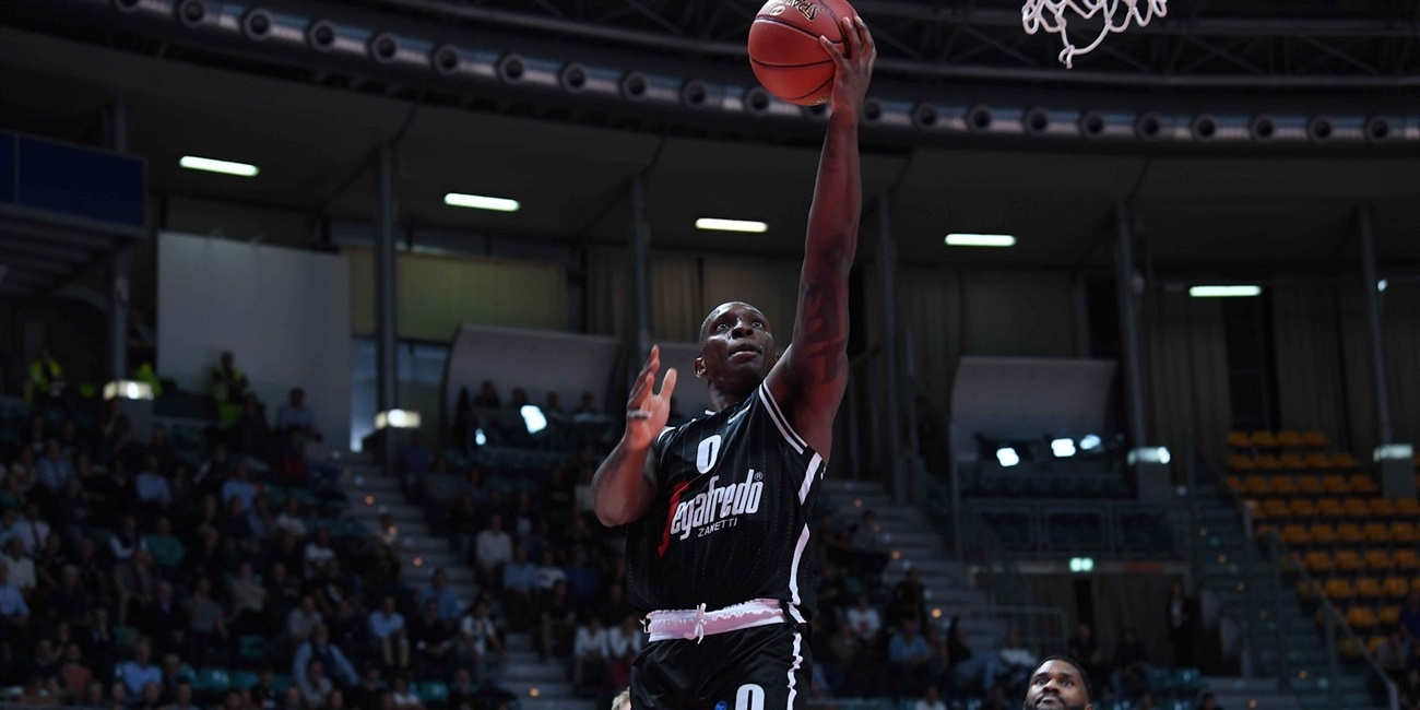Frank Gaines - Segafredo Virtus Bologna (photo Virtus) - EC19