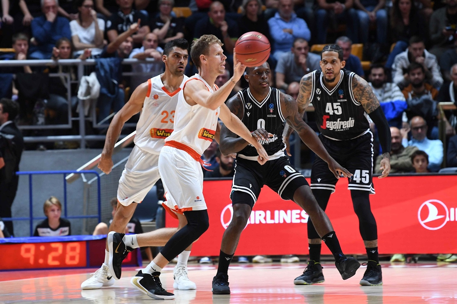 Jordan Swing - Maccabi Rishon Lezion (photo Virtus) - EC19