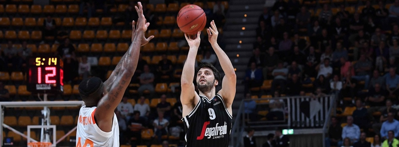 Markovic notched milestone in Virtus win