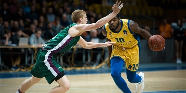 7DAYS EuroCup, Regular Season Round 2: Asseco Arka Gdynia vs. Unicaja Malaga
