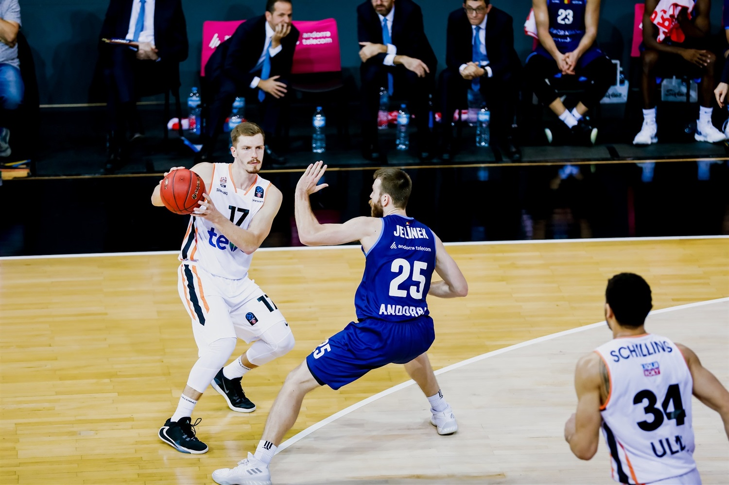 Andreas Obst - ratiopharm Ulm  (Photo Martin Imatge) - EC19