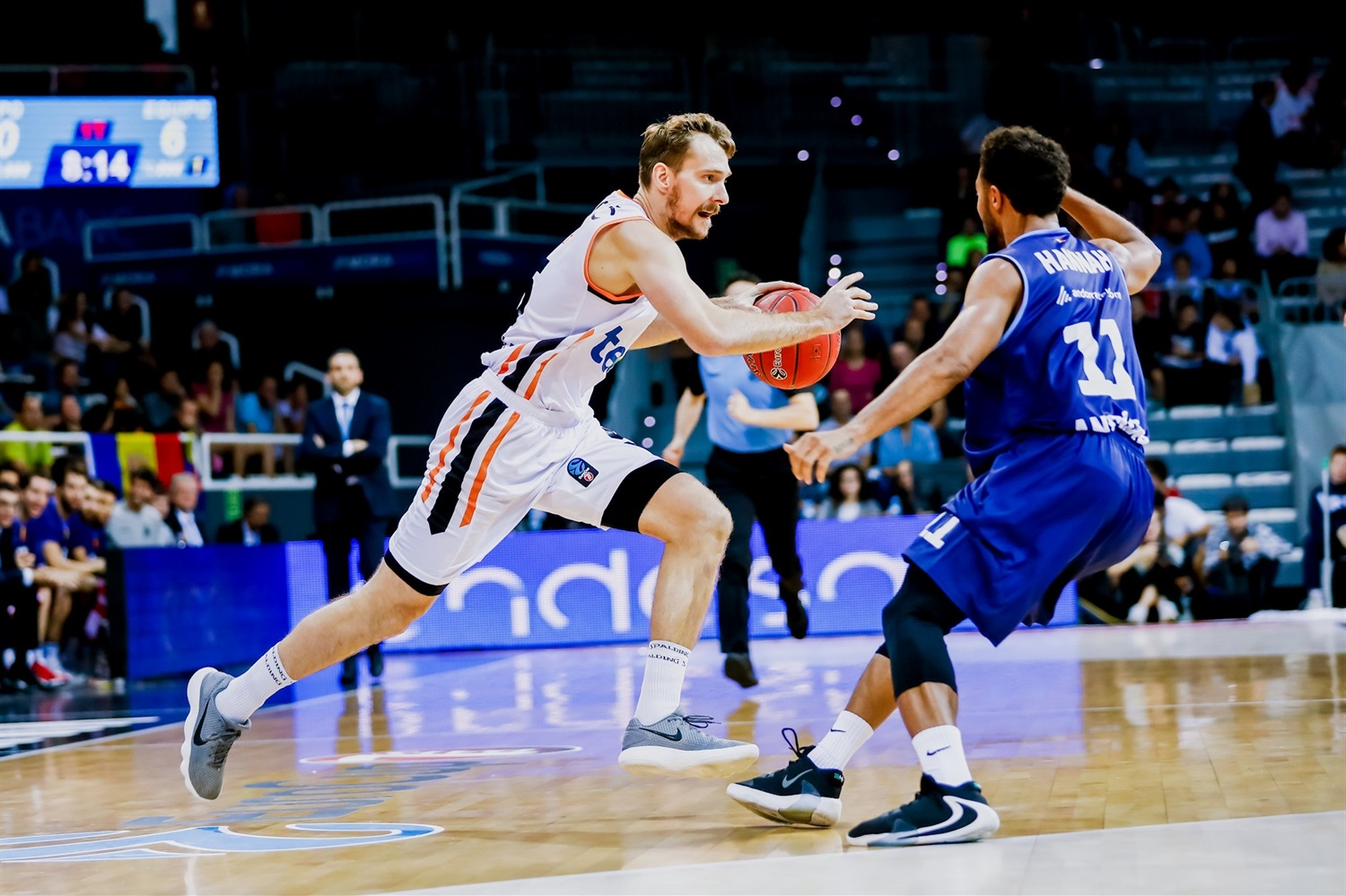 Zoran Dragic - ratiopharm Ulm  (Photo Martin Imatge) - EC19
