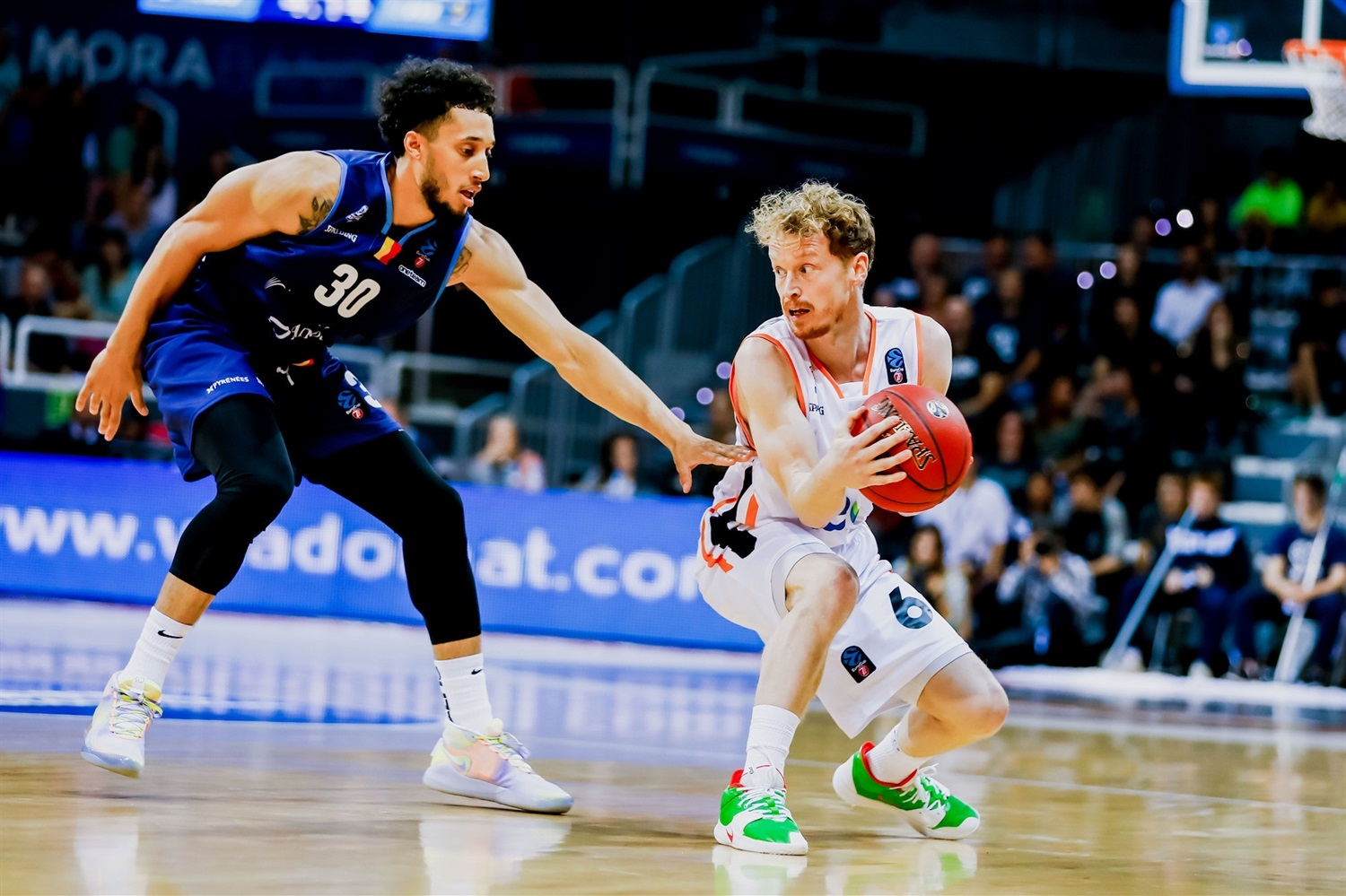 Per Guenther - ratiopharm Ulm  (Photo Martin Imatge) - EC19