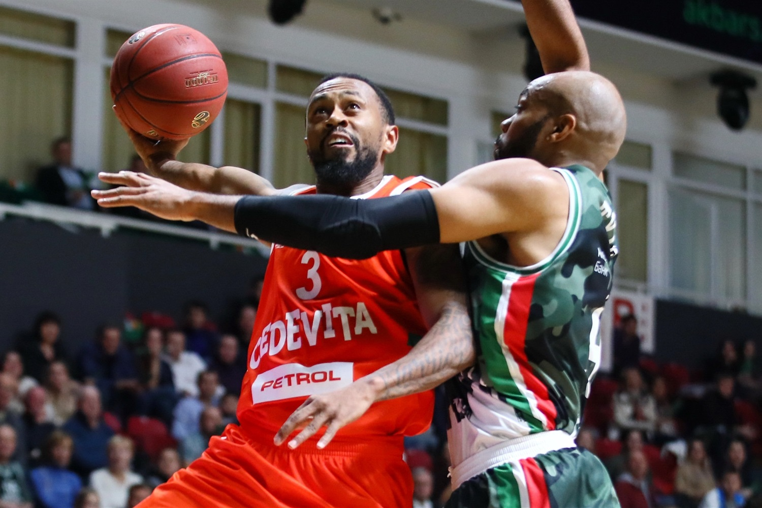 Ryan Boatright - Cedevita Olimpija Ljubljana (photo UNICS) - EC19