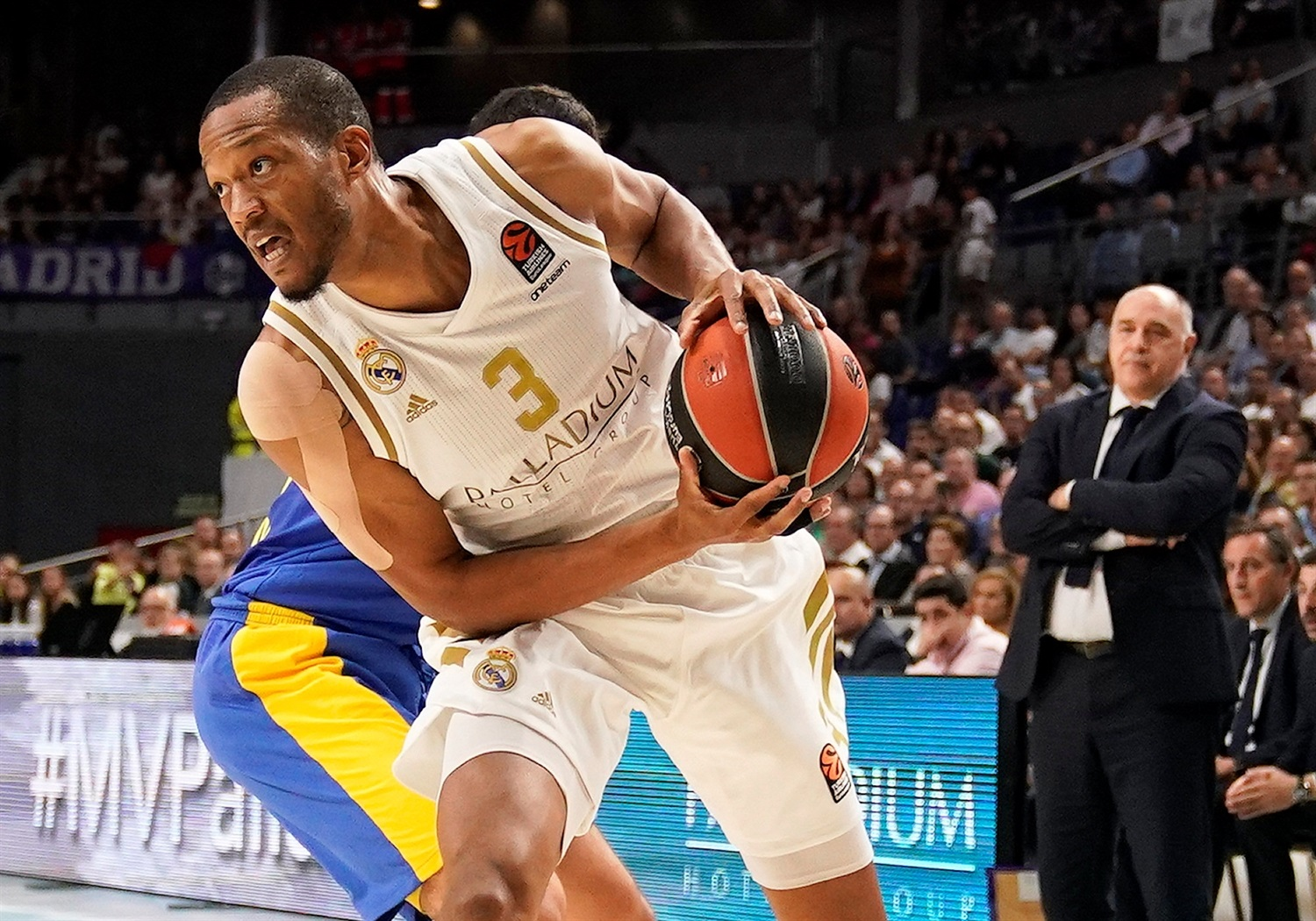 Anthony Randolph - Real Madrid - EB19