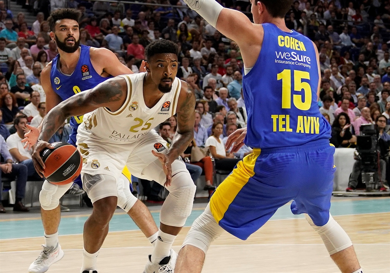 Jordan Mickey - Real Madrid - EB19
