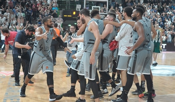Small ball was the key to ASVEL's comeback