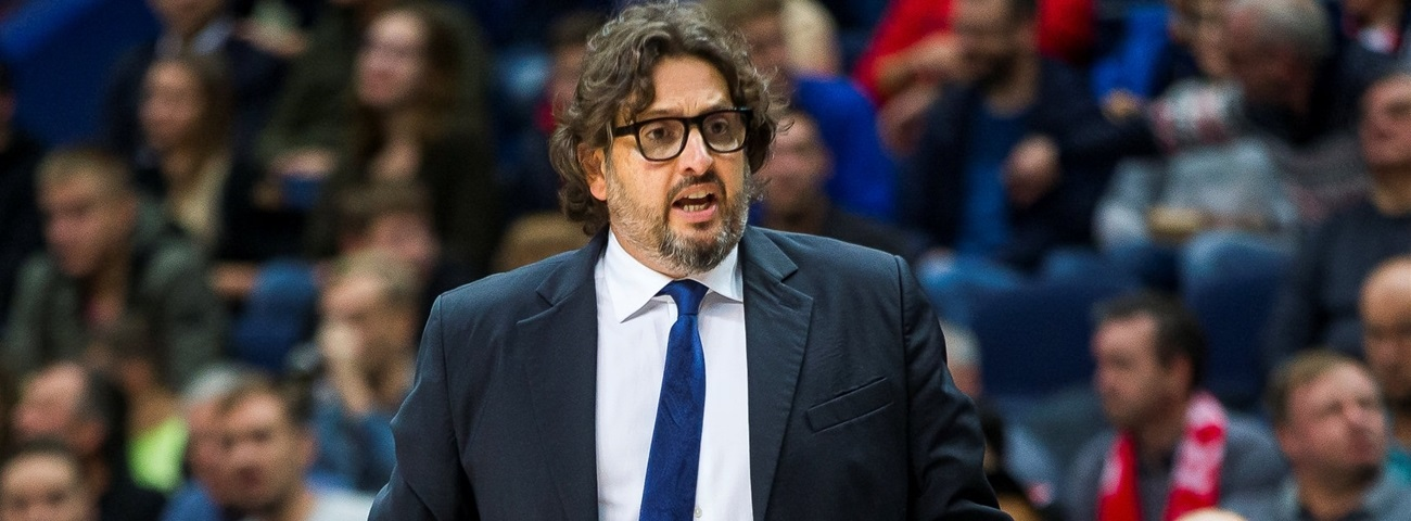 Partizan, coach Trinchieri part ways