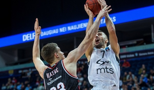 RS03 Report: Perfect Partizan grabs second road win