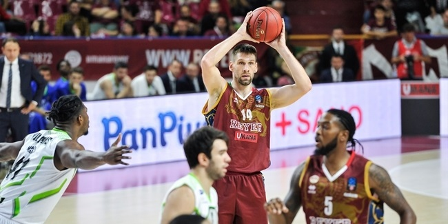 7DAYS EuroCup, Regular Season Round 3: Umana Reyer Venice vs. Tofas Bursa