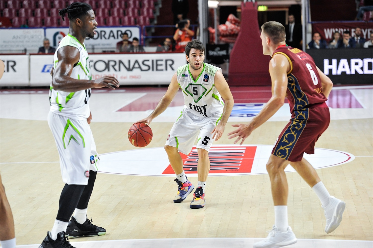 Berk Ugurlu - Tofas Bursa (photo Reyer) - EC19