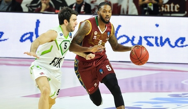 Three-and-D lifted Reyer to first win