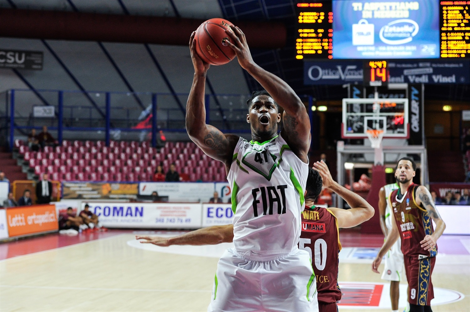Devin Williams - Tofas Bursa (photo Reyer) - EC19