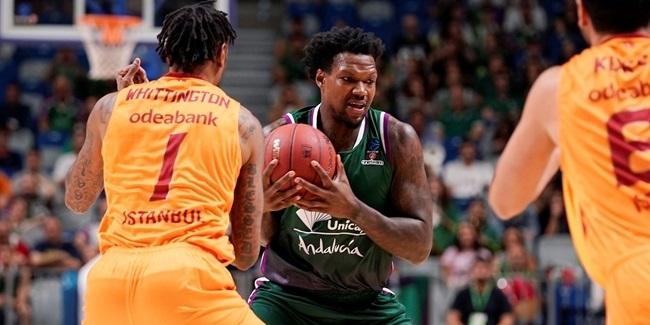 7DAYS EuroCup, Regular Season Round 3: Unicaja Malaga vs. Galatasaray