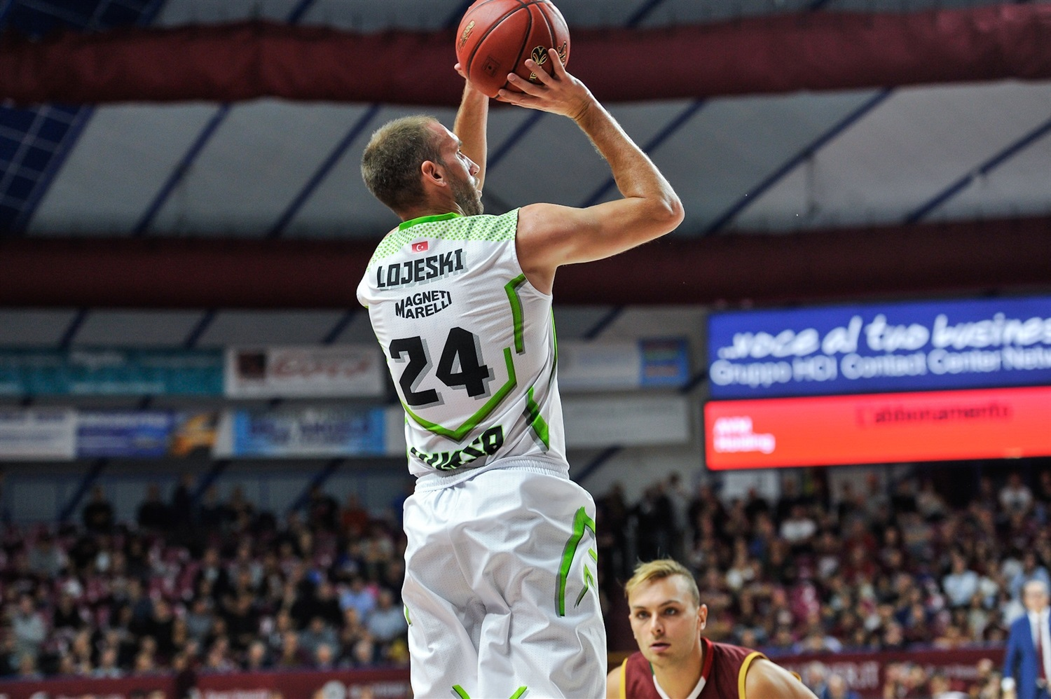 Matt Lojeski - Tofas Bursa (photo Reyer) - EC19