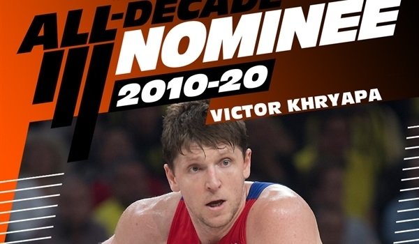 All-Decade Nominee: Victor Khryapa