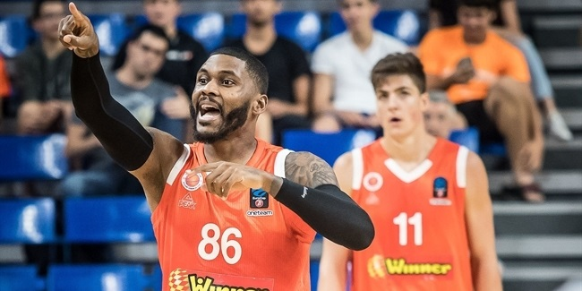 Rishon made club history with historic win