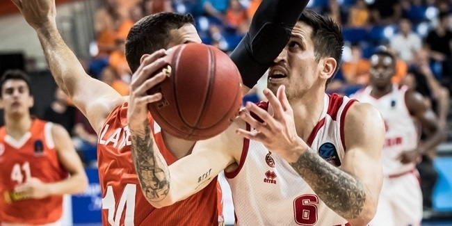 7DAYS EuroCup, Regular Season Round 3: Maccabi Rishon Lezion vs. AS Monaco