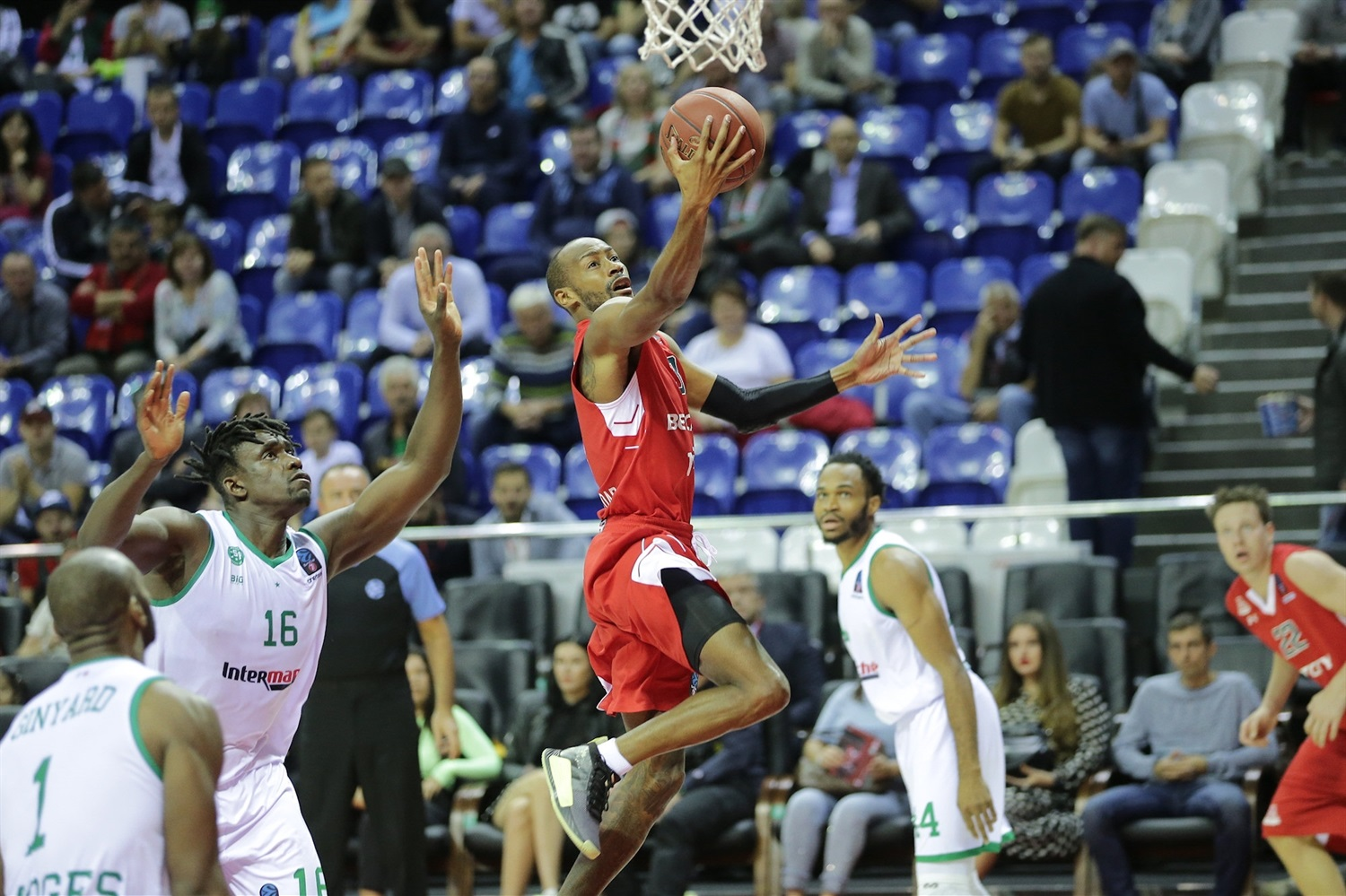 Will Cummings - Lokomotiv Kuban Krasnodar (photo Lokomotiv) - EC19