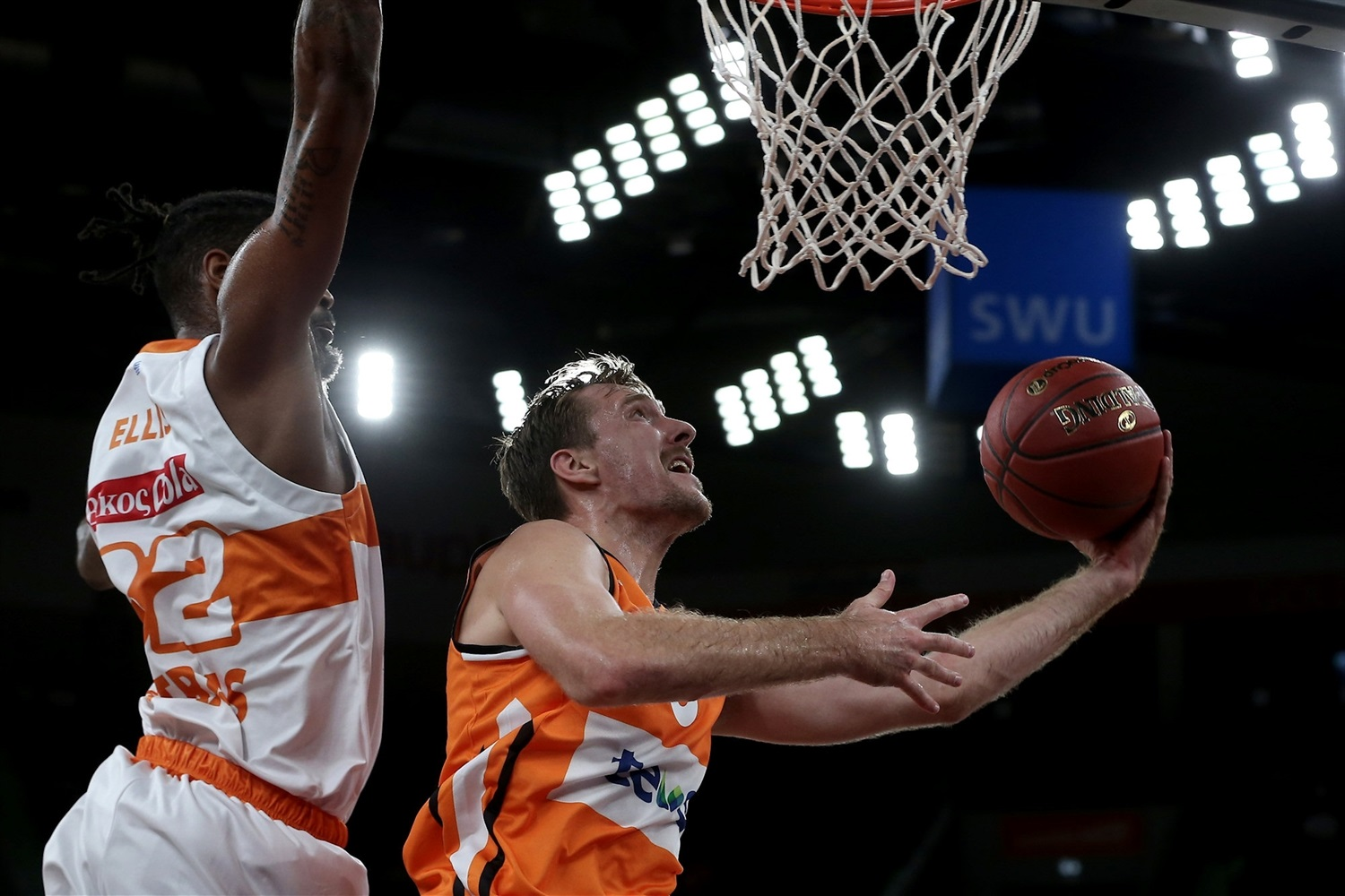 Zoran Dragic - ratiopharm Ulm (photo Ulm - Florian Achberger) - EC19