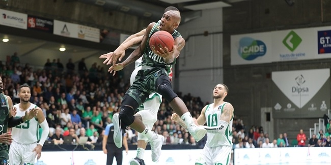 7DAYS EuroCup, Regular Season Round 3: Nanterre 92 vs. UNICS Kazan