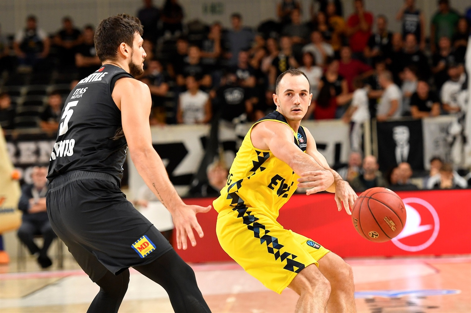 Karsten Tadda - EWE Baskets Oldenburg (photo Trento) - EC19