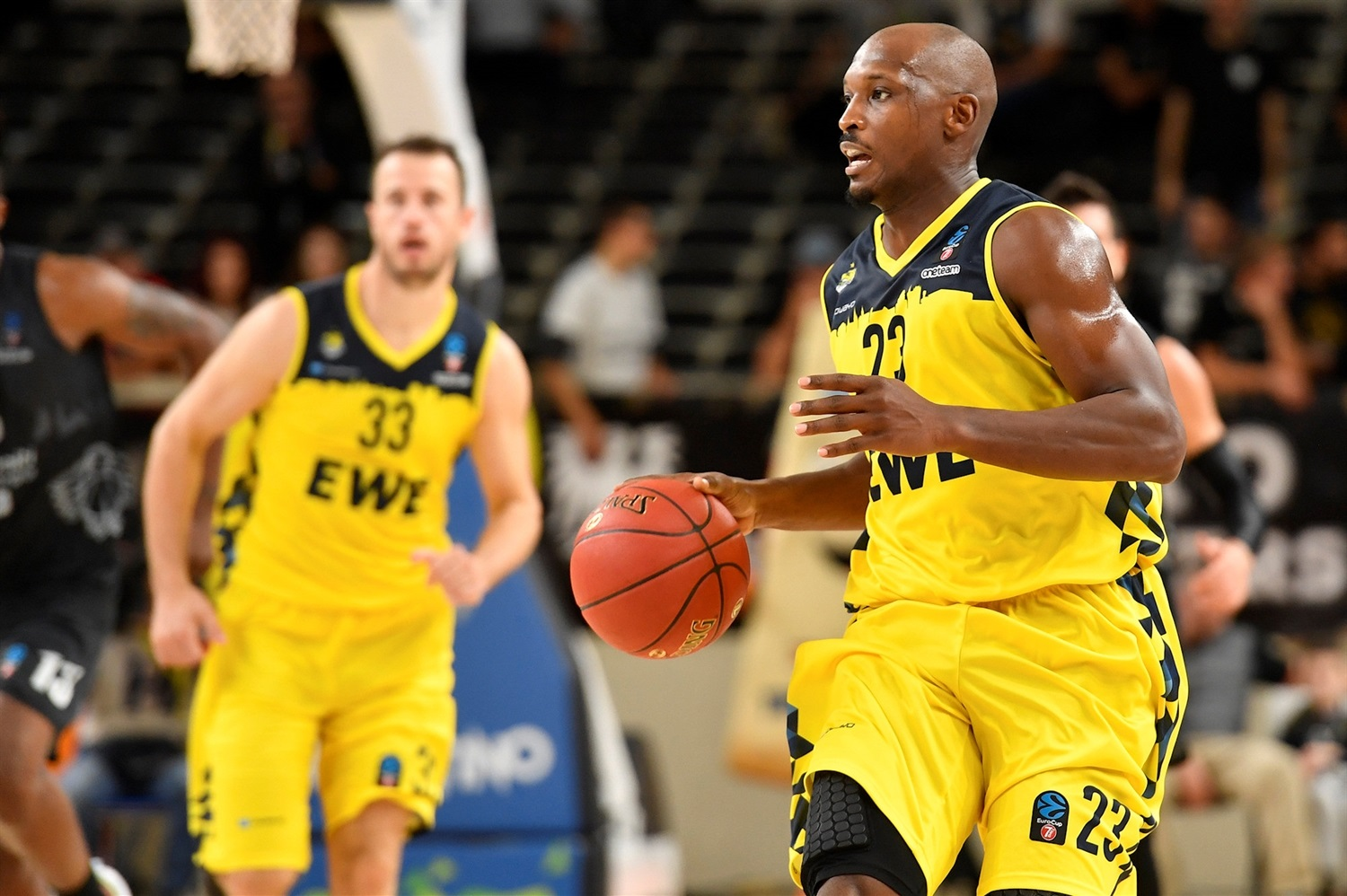 Rickey Paulding - EWE Baskets Oldenburg (photo Trento) - EC19