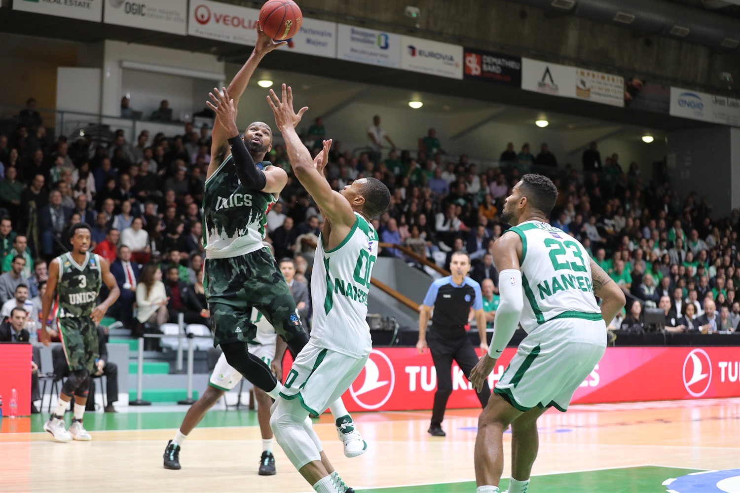 Alex Tyus - UNICS Kazan (photo Nanterre) - EC19