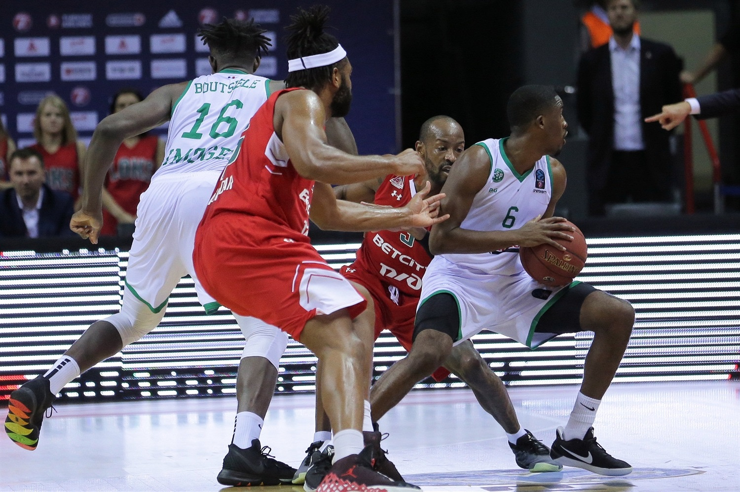 Semaj Christon - Limoges CSP (photo Lokomotiv) - EC19