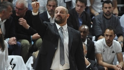 ASVEL announces termination of contract with Coach Mitrovic