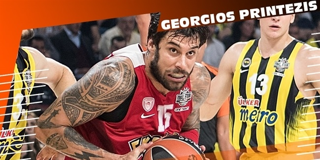 All-Decade Nominee:  Georgios Printezis