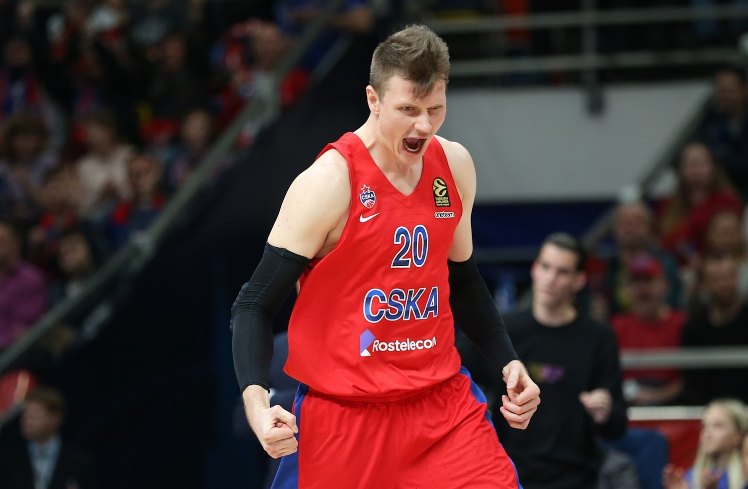 Andrey Vorontsevich - CSKA Moscow - EB19